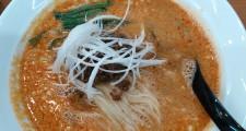 四川亭の坦坦麺